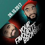 Your favourite Bboysshow | 26.10.2017 | News & Musik von DJ Woodo