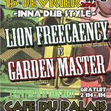 Renc'art bzh #4 Garden Master Lion FreeCaency 15-02-2014