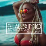 DJ Allexinno - Deep Summer of 2016 (Special Edition)
