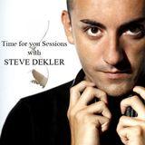 Time For You Sessions with Steve Dekler: JUNE 2012