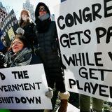 Boston Feels The Impact Of Longest Shutdown In U.S. History