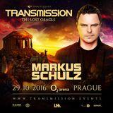 Markus Schulz Live @ Transmission, The Lost Oracle, Prague, Czech Republic 29-10-2016