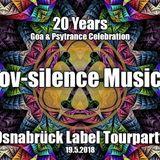 ov-silence.Music Label Party Osnabrück (19.05.2018) set Kaishi
