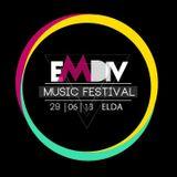 EMDIV MUSIC FESTIVAL 2013