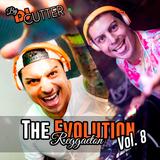 THE EVOLUTION (Vol. 8) - REGGAETON - By DJ CUTTER