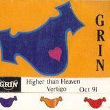 DJ Vertigo - Higher Than Heaven, Oct 91 pt1