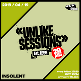 Unlike Sessions Radio Show - 2019-04-19 - Insolent