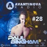 AVANTINOVA RADIO #28