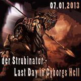 der Strubinator - Last Day in Cyborgs Hell 07.01.2013