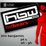 tim benjamin hotbears week madrid dec 2013 at longplay pt 1