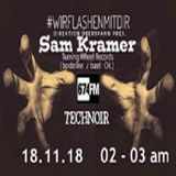 WiIRsindDIR präs. #wfmd + Sam Kramer -Technoir_18.11.18.