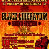 BLACK LIBERATION SOUND SYSTEM at ERA SHIMOKITAZAWA 2015.7.18