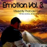 Emotion Vol.3. - Mixed By Thomas.D3an