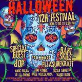 Slang a.k.a Javi Ele @ Rowbar Halloween 2012