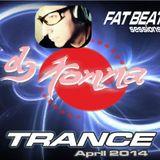 dj komma presents... FAT BEAT sessions April 2014 / Trance