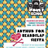 Be My Wonky Kong Vday Mix