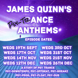 James Quinns Psy-(T) Dance Anthems Episode 2 Rock Special