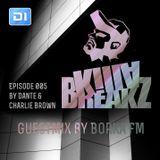 KillaBreakZ 3.0 @DI.fm - Episode 005 with Borka FM