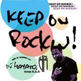 Keep on rockin'  best of dj spinna.    DJ HAYATO from S.A.S