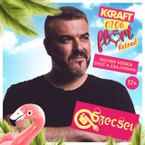2017.07.06. - Flört Reload - KRAFT, Budapest - Thursday