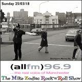 The Mike  Zodiac Rock'n'Roll Show 25_03_18