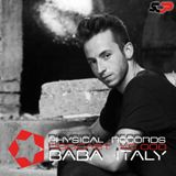 Physical Podcast V3.008 Baba (Italy) Live Set Techno