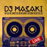 DJ Masaki Live Sep 2017