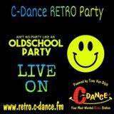 C-Dance RETRO - The C-Dance RETRO Party from Highstreet 2.0, Hoogstraten (BE) 06/04/'19 - DJ Bjorno