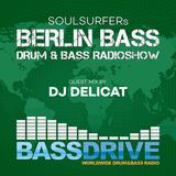 Berlin Bass 072 - Guest Mix by DJ DELICAT