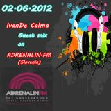 IvanDe Calma - Guest mix@ADRENALIN.FM (Slovenia) [02.06.12]