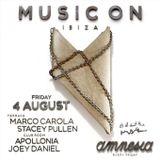 Marco Carola - Live@ Music On [Amnesia, Ibiza]  04.08.2017