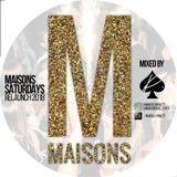 Maisons Bar Chelmsford ReLaunch 2018 #DJMarcusPrivett