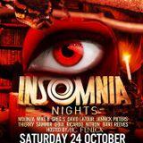 dj's Mike B & Jannick @ Bocca - Insomnia Nights 24-10-2015