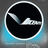 Vicente Sounds Show#3 W/Special Guest Dj. Matthew Brian Of Audio Indika San Diego CA