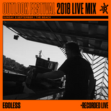 Egoless - Live at Outlook 2018 (Deep Medi on the Beach)