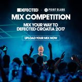Defected x Point Blank Mix Competition: Barbara Boza
