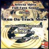 Run Da Track Show 11/11/17 @ Radiozion Latest Reggae Dancehall 2017 Selecta Shiva