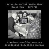 Balearic Social Radio - Guestmix 13/9/11