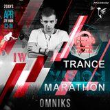 Omniks - Trance Vision Marathon Guest Mix @ GTF Radio [24.04.2016]