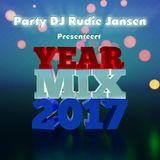 Party Dj Rudie Jansen - Yearmix 2017