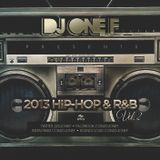 DJ OneF: 2013 R&B & HipHop Vol.2