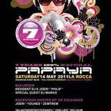 7 YEARS PAPAYA Mix (May 2011)