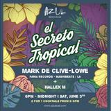 Mark De Clive-Lowe LIVE solo at Azul Beach Club (June 3rd)