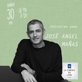 30ème édition de la Comédie du Livre - Entretien avec José Angel Mañas