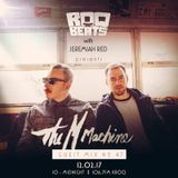ROQ N BEATS with JEREMIAH RED 12.2.17 - GUEST MIX: THE M MACHINE