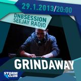 #54 DNB Session - GRINDAWAY GUESTMIX