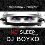 NO SLEEP with DJ BOYKO - 243