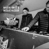 Martin Hayes & Nicolas Vasseur Radiomeuh Circus Festival Mix part1