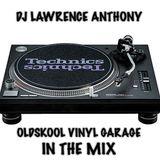 dj lawrence anthony oldskool garage vinyl 317.