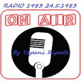 Radio 1983 By Tapani Ripatti 24.5.1983